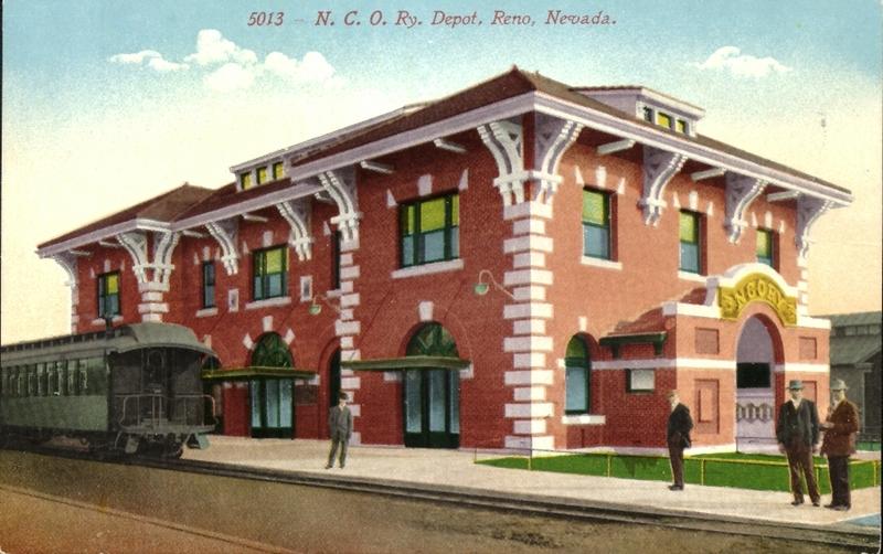 """A """"Palatial Depot"""""""