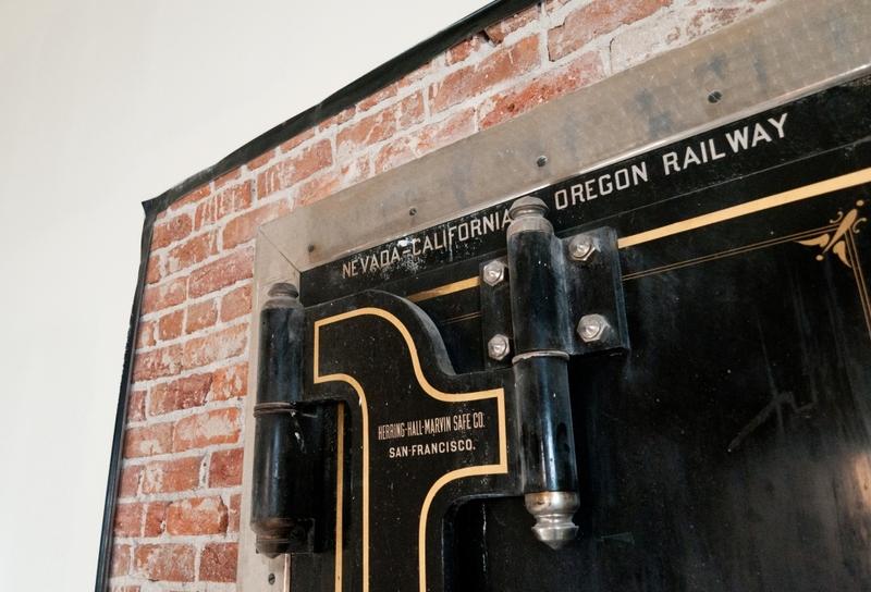 The original safe