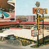 El Rancho Motel No. 2, ca. 1961