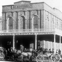 Masonic Lodge, ca. 1872