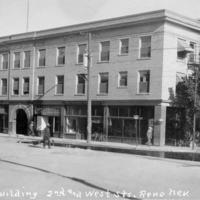 Saturno Building, ca. 1908